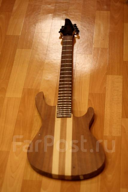 Ремонт гитар.