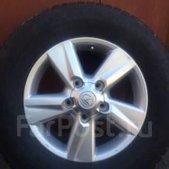 ������ ������ � ������������� ������� Lexus-570, �� Lend Cruiser 200. 8.0x18 5x150.00 ET60