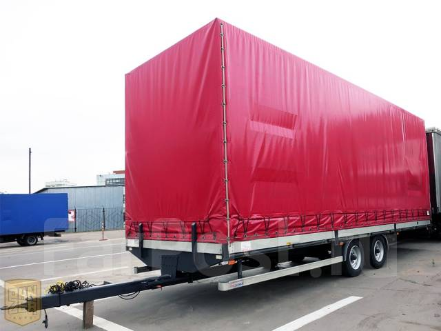 Прицеп новый для грузового автомобиля