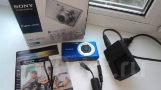 Sony Cyber-shot DSC-W530. 10 - 14.9 Мп, зум: 4х