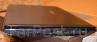 "Asus X75VC. 17.3"", 2,4ГГц, ОЗУ 6144 МБ, диск 750 Гб, WiFi, Bluetooth, аккумулятор на 3 ч."