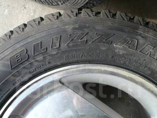 Bridgestone Blizzak DM-Z3. Всесезонные, износ: 10%