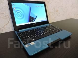 """Acer Aspire One D257-N57DQbb. 10.1"""", 1,7ГГц, ОЗУ 2048 Мб, диск 250 Гб, WiFi, Bluetooth, аккумулятор на 4 ч."""
