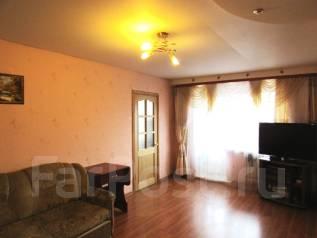 3-комнатная, улица Владивостокская 45. агентство, 55 кв.м.