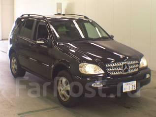 Mercedes-Benz ML-Class. W163, 112970