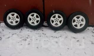 4 ������ � ������� Bridgestone Ice Cruiser 7000. x16 5x114.30