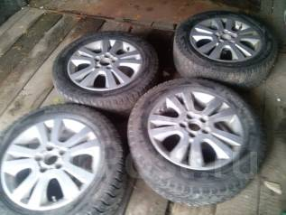 Продаю колеса. x16 5x110.00 ЦО 67,1мм.