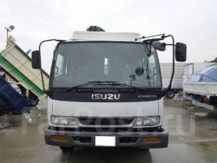 Isuzu Forward. 5т. самосвал с грейфером. Поставляем на заказ из Японии., 7 200 куб. см., 5 000 кг. Под заказ