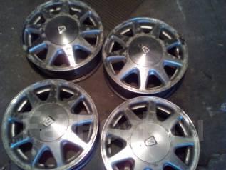 Toyota. 6.0x15, 5x114.30, ET40, ЦО 60,1мм.