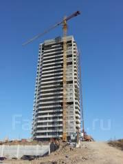 2-х комнатная квартира 73 кв. м в ЖК Одиссей. ул.2-я Поселковая, 3в