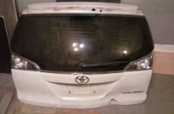 Дверь багажника. Toyota Caldina, ZZT241, ZZT241W Двигатель 1ZZFE
