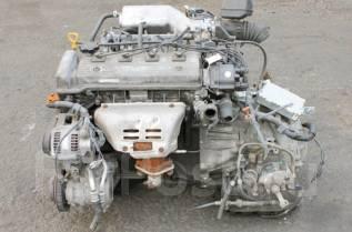 Двигатель. Toyota Corolla Двигатель 5AFE. Под заказ