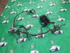 Проводка под радиатор. Toyota Chaser, JZX100 Двигатель 1JZGTE