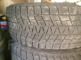 Bridgestone Blizzak DM-V1. Зимние, без шипов, 2013 год, износ: 50%, 2 шт