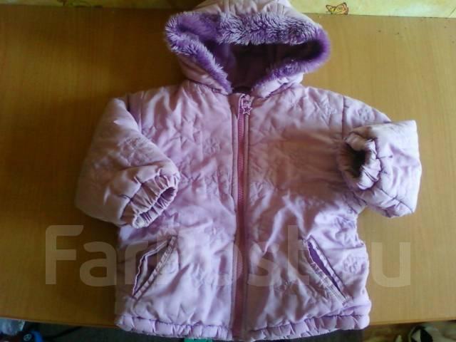 Куртки. Рост: 74-80 см