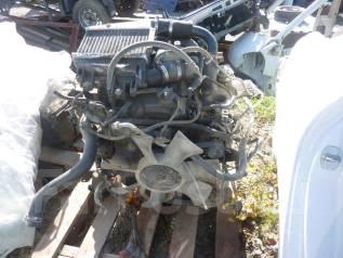 Двигатель. Nissan Safari Двигатель ZD30DDTI