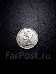 1 франк 1992 года. Франция