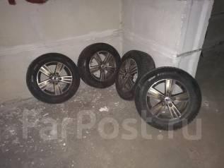 Продам литье и шины. x16 5x114.30