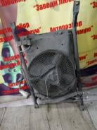 Вентилятор радиатора кондиционера. Toyota Master Ace Surf, YR20G
