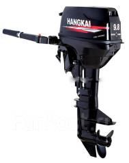 Hangkai. 9,80л.с., 2х тактный, бензин, нога S (381 мм), Год: 2016 год