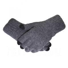 Перчатки для сенсорных экранов. Кашемир + шерсть = тепло рукам. 50