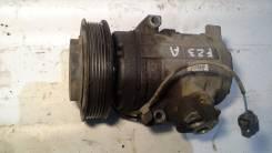 Компрессор кондиционера. Honda Avancier Honda Odyssey, RA6, RA7, RA8, RA9 Honda Accord Двигатель F23A