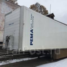 Schmitz. Продается полуприцеп фургон , 32 000 кг.