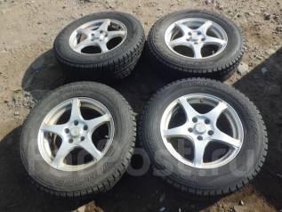 Комплект колес Grass R16 + резина зима. 6.5x16 5x114.30 ET48