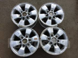 Toyota Hilux Surf. 7.0x16, 6x139.70, ET30, ЦО 110,0мм.