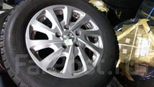 Продам зимние шины 195/65R15 на литых дисках. 6.0x15 5x114.30 ET53