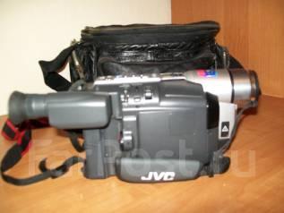 JVC. с объективом