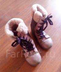 Зимние ботинки отдам даром