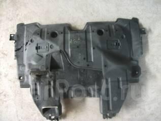 Защита двигателя пластиковая. Subaru Forester, SG5, SG9, SG Двигатели: EJ205, EJ255