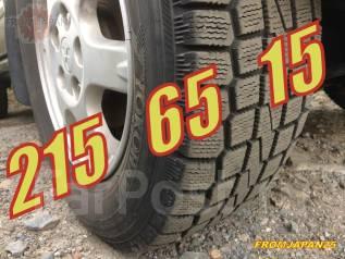 215/65R15 Японские зимние шины на литых дисках. Toyota, Honda, Mazda, MMC. 6.0x15 5x114.30 ET50 ЦО 65,0мм.