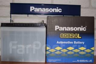 Panasonic. 50 А.ч., левое крепление, производство Япония