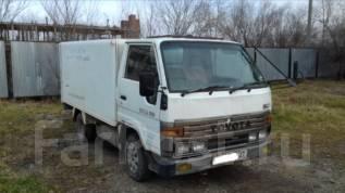 Toyota Dyna. Продам фургон , 2 800 куб. см., 2 000 кг.