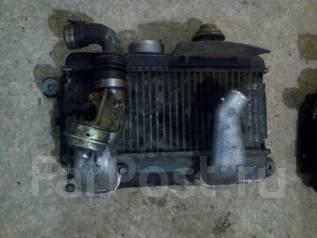 Интеркулер. Subaru Legacy Двигатели: EJ206, EJ208, EJ20H, EJ20R