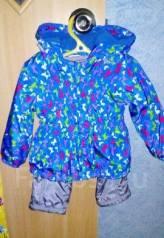 Осень-весна Куртка со штанами. Рост: 86-98 см