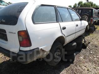 Суппорт тормозной. Toyota Corolla, CE106