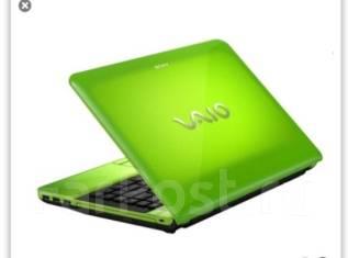 """Sony VAIO VPC-EA1S1R. 14"""", ОЗУ 8192 МБ и больше, WiFi, Bluetooth, аккумулятор на 2 ч. Под заказ"""