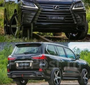 Новые колеса для Toyota Land Cruiser 200, Lexus LX570-450d. 9.5x20 5x150.00 ET35 ЦО 110,0мм.