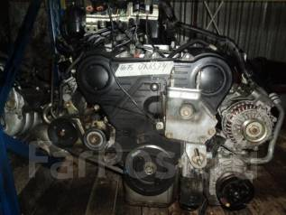 Двигатель. Mitsubishi Pajero, V93W, V97W, V98W Двигатель 6G75