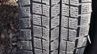 Dunlop DSX-2. Зимние, без шипов, 2007 год, износ: 30%, 4 шт