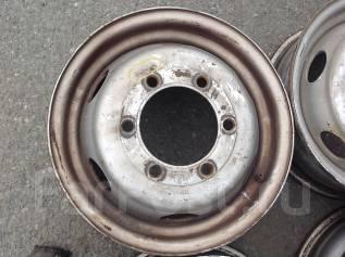 Mitsubishi. 5.5x16, 6x180.00, ЦО 140,0мм.