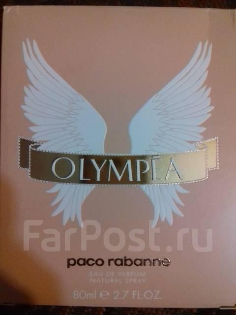 Женский парфюм Paco rabannemail 80ml