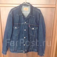 Куртки джинсовые. 56