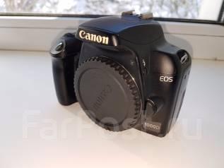 Canon EOS 1000D. зум: без зума