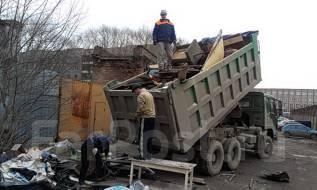 Вывоз мусора. Вывоз снега. Самосвалы от 2 до 25 тонн во Владивостоке.