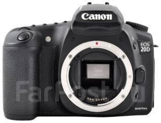 Canon EOS 20D. 8 - 8.9 Мп