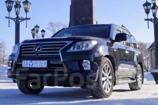 Предлагаем в аренду Lexus LX570. Без водителя
